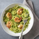 Healthy Recipes with Vegetable Noodles Slideshow - Put down that box of pasta and try vegetable noodles instead. With a spiralizer or vegetable peeler, you can create ribbons or strands of nutrient-packed veggies that are lower in calories than pasta. Firm vegetables hold their shape best. Try carrots, beets, sweet potatoes, turnips, summer and winter squash in these delicious recipes. Eating more vegetables is just a twirl away.