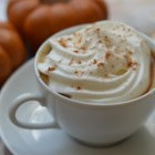 Famous No Coffee Pumpkin Latte