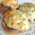 Perfect Crab-Stuffed Mushrooms