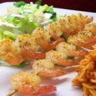 Spicy Lime Grilled Shrimp
