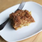 Apple Cobbler Crumble