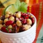 Marvel's Three Bean Salad