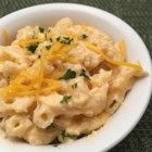 Cauliflower Mac-N-Cheese