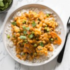 Crazy Creamy Chickpea Curry