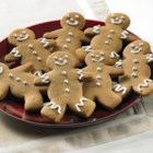 McCormick(R) Gingerbread Men Cookies