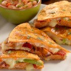 Smoked Andouille Quesadilla