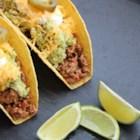 Tasty Ground Turkey Tacos