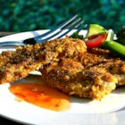 Light and Crispy Chicken Strips