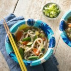 Garlic-Ginger Noodle Bowl