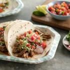 Cilantro-Lime Steak Tacos