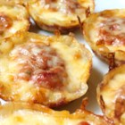 Cauliflower Pizza Bites