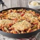 Skillet Chicken Parmesan from Del Monte(R)