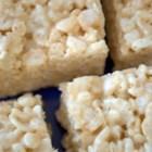 Marshmallow Crispie Bars