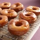 Apple Cider Glazed Doughnuts
