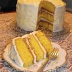 Florida orange sunshine cake recipe