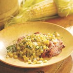 Cool Fresh Corn Relish