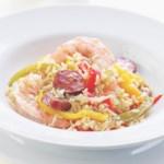Express Shrimp & Sausage Jambalaya