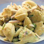 Curried Chicken & Pasta Salad
