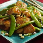 Sichuan-Style Chicken with Peanuts