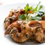 Indian Spiced Shrimp