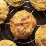 Apple-Cheddar Quinoa Muffins