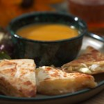 Curried Carrot & Apple Soup