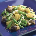 Asian Green Bean Stir-Fry