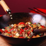 Beef & Red Pepper Stir-Fry