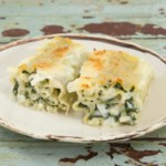 Florentine Lasagna Roll-Ups