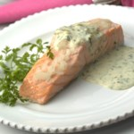 Oven-Poached Salmon Fillets