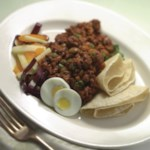 Apple Turkey Picadillo Recipe - EatingWell
