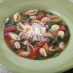 Pasta & Bean Soup