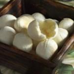 Chewy Manioc Cheese Puffs