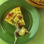 Vegetarian Broccoli-Cheese Pie