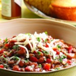 Beef & Bean Chile Verde