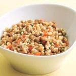 Rice & Lentil Salad