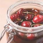 Bourbon Cherries