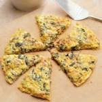 Pancetta & Greens Frittata
