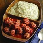 Saucy Porcupine Meatballs
