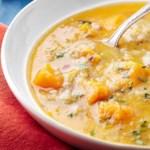 Creamy Rye & Butternut Squash Soup