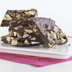 Cashew & 3-Seed Chocolate Bark