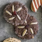 Cranberry-Almond Chocolate Cookie Thins