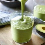 Jason Mraz's Avocado Green Smoothie