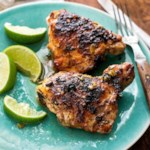 Broiled Ginger-Lime Chicken