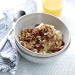 Date & Pine Nut Oatmeal