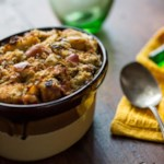 Apple-Sauerkraut Stuffing