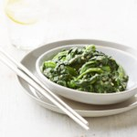Japanese-Style Spinach (Gomae)