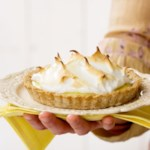 Lemon Meringue Tart for Two