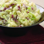 Red Potato Colcannon