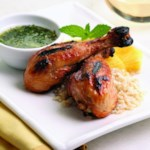 Sweet-&-Sour Chicken Drumsticks